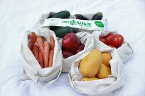 Bolsas Reutilizables Biodegradables