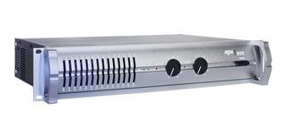 Tecshow Potencia Apx 600 Amplificador Profesional 600w