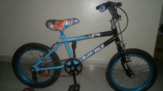 Bicicleta Bmx Lumig 16 Usada