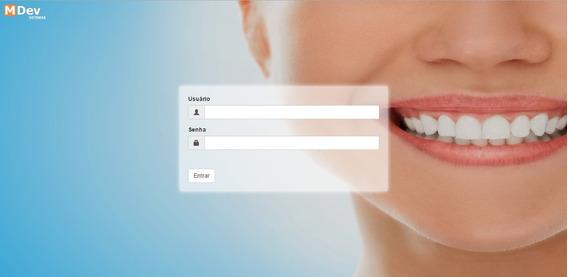 Sistema Php Web - Gerenciador Odontológico
