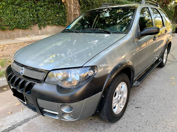 Fiat Palio Weekend 1.8 Adventure 2005 Impecable La Mejor