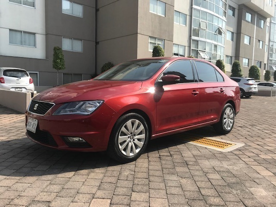 Seat Toledo 2016 Style 1.4 Turbo Dsg Unico Dueño Impecable