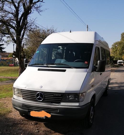 Mercedes-benz Sprinter 2.5 310 Combi 3550 14+1 Te F 1999