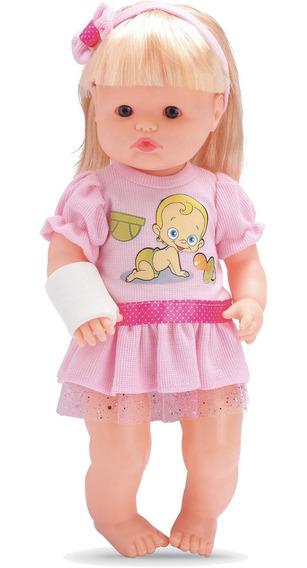 Boneca Minha Dodoizinha Gessinho Sid-nyl