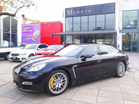 Porsche Panamera Turbo 2014 ***blindado Rb3***
