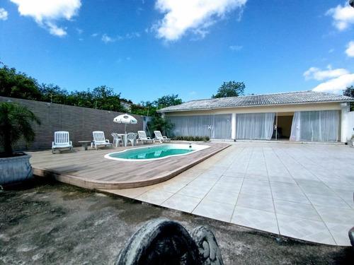 Casa Com 5 Dormitórios À Venda, 410 M² Por R$ 950.000,00 - Chácaras De Inoã (inoã) - Maricá/rj - Ca1081