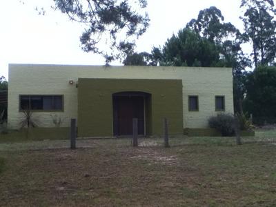 La Foresta Alquiler Amplia Casa 4 Dorm. Libre Solo Marzo