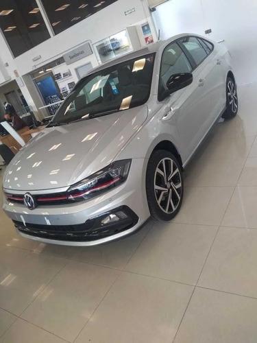 Volkswagen Virtus Gts 1.4t 150cv Nuevo Automatico At 2021 01