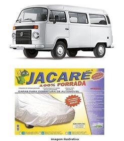 Capa De Proteção Para Kombi Jacaré,bolsa Inflável,cabo Ilhós