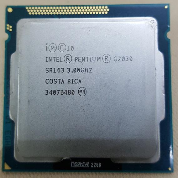 Processador Intel Pentium G2030 - Socket Lga1155