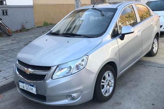 Chevrolet Sail Ltz Excelente Estado!! 100% Financiado!!