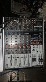 Mesa Xenix 1204 Usb Studio Usb Fanton Efeitos Interface 08