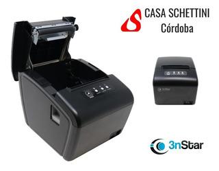Impresora Termica 3nstar Rpt 006 Usb Red Ticket 80mm Córdoba