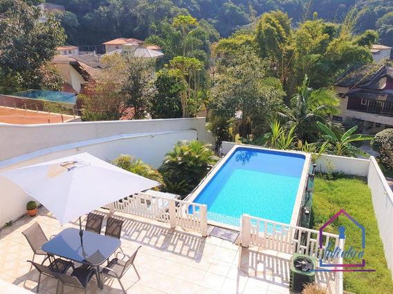 Casa Com 4 Dormitórios À Venda, 287 M² Por R$ 1.100.000 - Nova Paulista - Jandira/sp - Ca0756