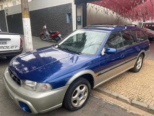 Imagem 1 de 9 de Subaru Legacy Outback Sw 2.2 Automático