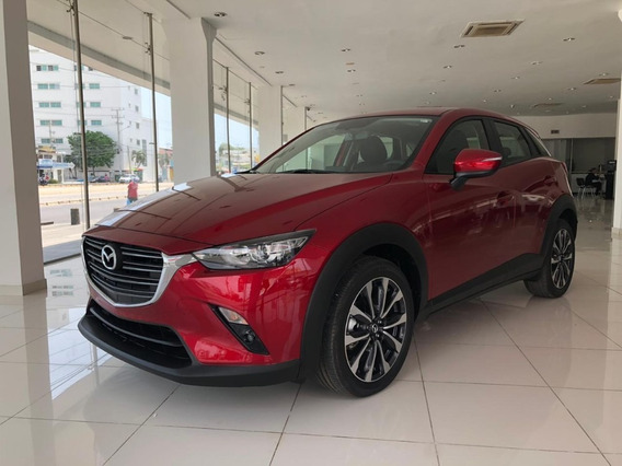 Mazda Cx-3 Touring At 2.0 2020 Rojo Diamante 5p