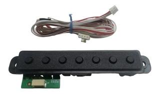 Botonera 40-key1sm-kea2LG Tv Led Smart Daewoo Dwled-42fhd