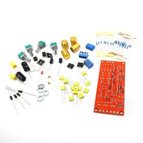 Kit Pré-amplificador C/ Controle De Tom