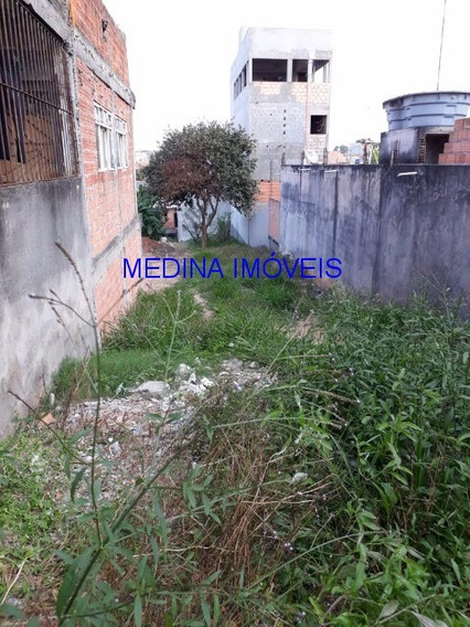 Terreno Em Ferraz De Vasconcelos - Te00020 - 32552289
