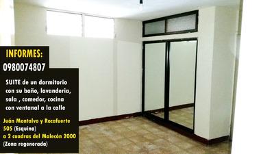 Departamento Suite De 1 Dormitorio