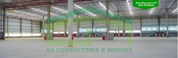 00613 - Galpao, Centro - Cotia/sp - 613