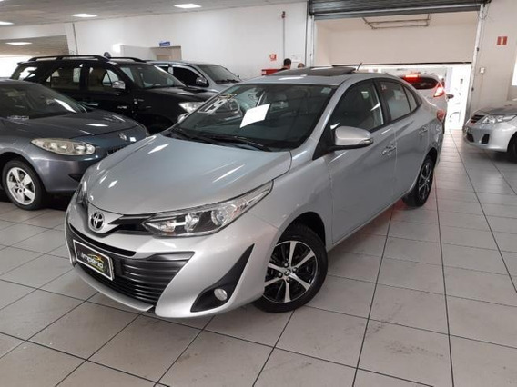 Toyota Yaris Sedan Xls 1.5 Flex 16v 4p Aut