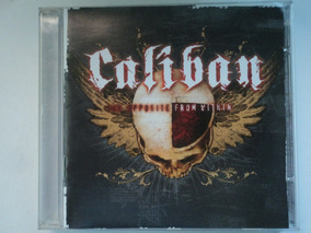 Cd-caliban-the Opposite From Within-roadrunner Records:rock