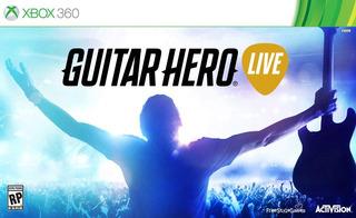 Xbox * Guitar Hero Live Incluye 45 Songs ** Nuevo ** Express