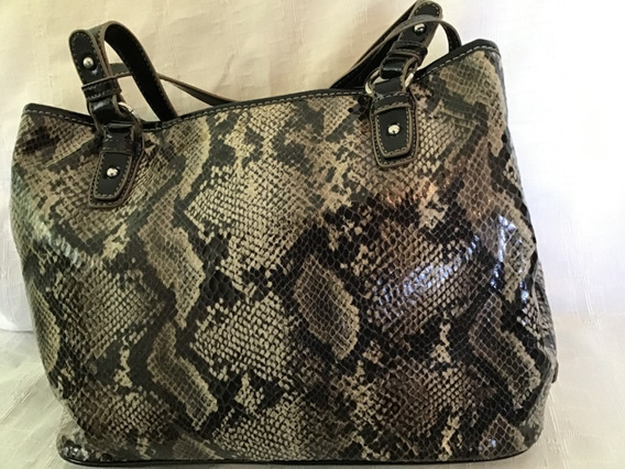 Cartera Nine West Animal Print Ecocuero $4900