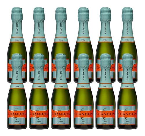 Champagne Chandon Delice Espumante 375ml X12