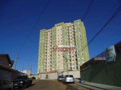 Apartamento Com 2 Dormitórios À Venda, 57 M² Por R$ 320.000 - Condominio Dolce Vitta - Arujá/sp - Ap0479