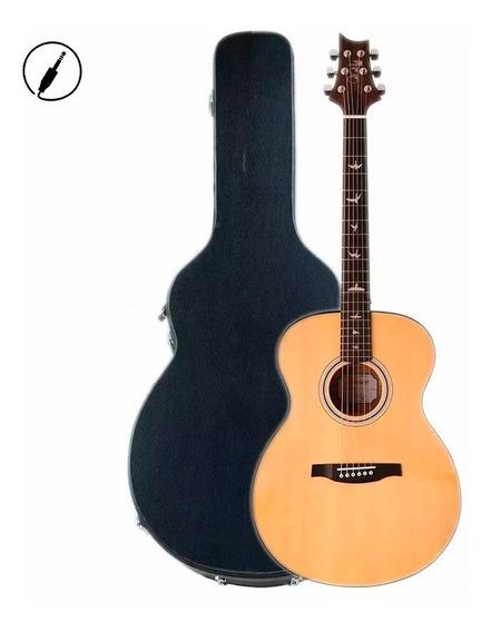 Guitarra Electro Acústica Prs Se Tx20e Con Fishman Y Estuche