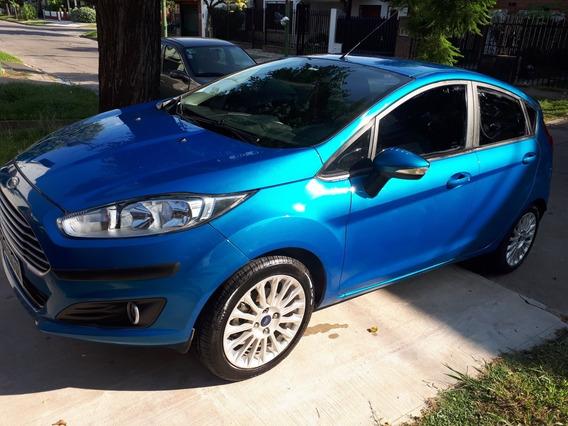 Ford Fiesta Kinetic Design 1.6 Se Powershift 120cv 2017