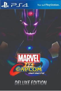 Marvel Vs Capcom Infinite Deluxe - Digital - Ps4 - Manvicio