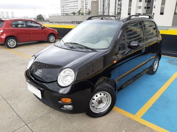 Chery Qq 1.1 Mpfi 16v Gasolina 4p Manual