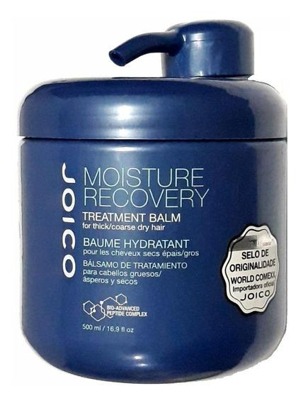 Joico Moisture Recovery Máscara Treatment Balm 500ml Nf-e