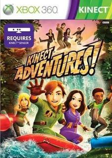 Kinect Adventures Juego
