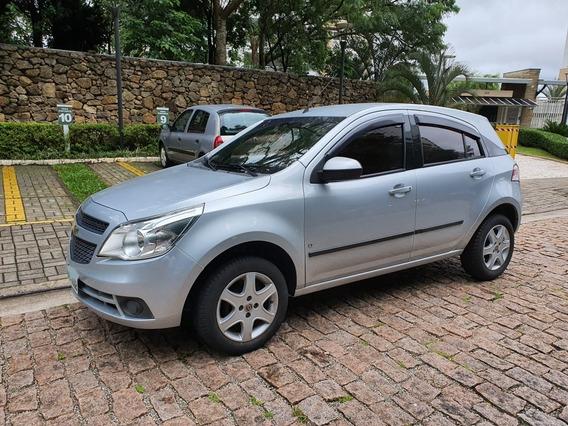 Chevrolet Agile 1.4 Lt 8v Flex 5p Ano 2011
