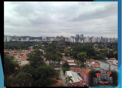 Apartamento Com 1 Dormitório À Venda, 33 M² Por R$ 440.000 - Santo Amaro - São Paulo/sp - Ap1211