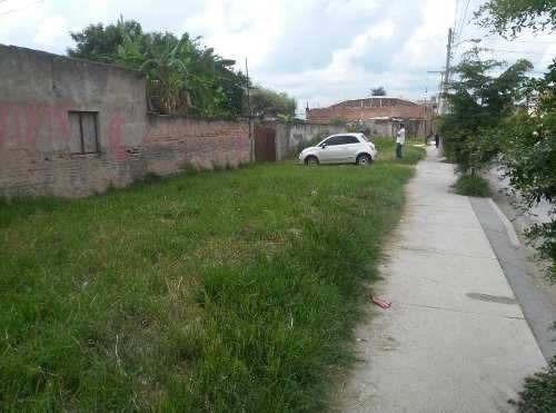 Terreno En Venta En Santa Cruz Del Valle, Tlajomulco Jalisco