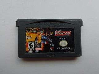 Midnight Club Gba Street Racing Game Boy Advance Reaktor