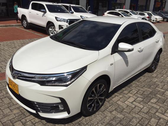 Toyota Corolla Se-g 1.8 2019 Blanco 5 Piertas