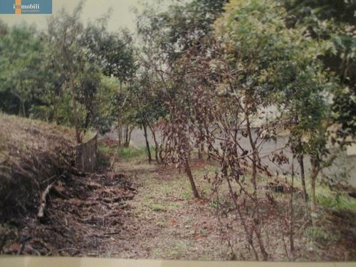 Terreno Em Condomínio Para Venda No Bairro Chácaras Do Peroba Em Jandira - Cod: Fn1730 - Fn1730