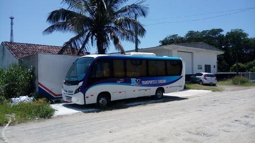 Micro Ônibus  2009 Neubus Thunder Volks