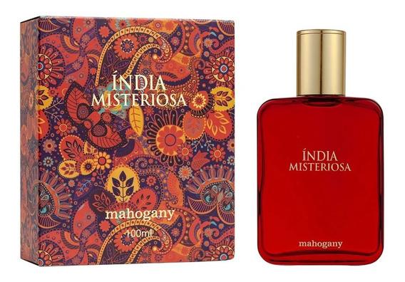 Mahogany Fragrância Índia Misteriosa 100ml + Brinde