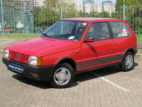 Fiat Uno 1.5/r 1989 Raríssimo Estado Ateliê Do Carro