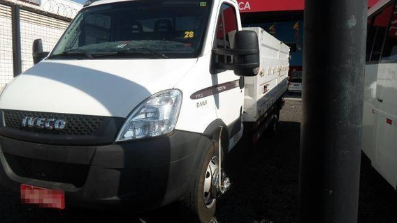 Iveco Daily 70c17 Cabine Simples 2013/2014 Branco
