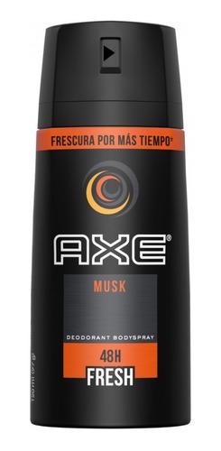 Axe Musk Desodorante Aerosol 150ml Unilevercp