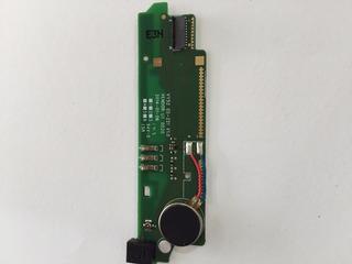 Placa Sony Xperia M2 Aqua D2403 D2406 Microfone + Vibracall