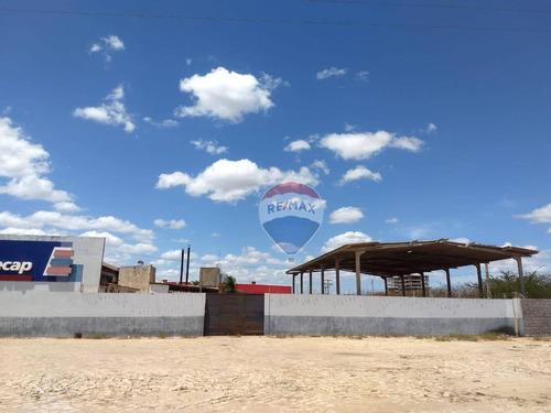 Terreno À Venda, 5000 M²  - Aeroporto - Mossoró/rn - Te0017